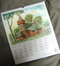 kartka z kalendarza czerwiec 2011 roku