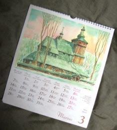 kartka z kalendarza marzec 2011 roku